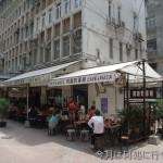 マカオのカフェ エッグタルトで有名なカフェナタ