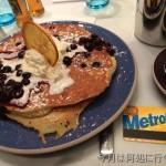 はやく起きた朝は・・・ニューヨークで朝食を