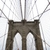 NY旅行記 ブルックリンブリッジを歩いて渡る