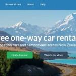 ニュージーランドでレンタカーを格安で利用する方法