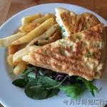 ニュージーランド タウポ湖のほとりのレストラン Dixie Brown's Restaurant