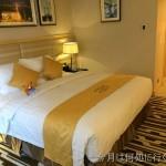 マカオ半島に位置する立地が抜群な4つ星ホテル メトロパークホテルマカオ