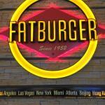 アメリカL.A.発のハンバーガーをマカオで! FatBurger