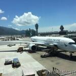 キャセイパシフィック航空の新機材 A350-900 エコノミークラス編