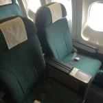 2016年8月 キャセイパシフィック航空 CX750便 A340 プレミアムエコノミークラス搭乗記